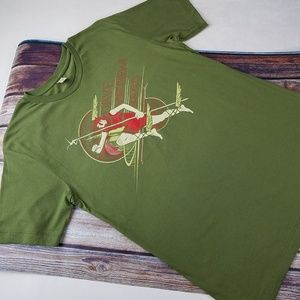 DMB Soldier Graphic Unisex Tee  NEW S